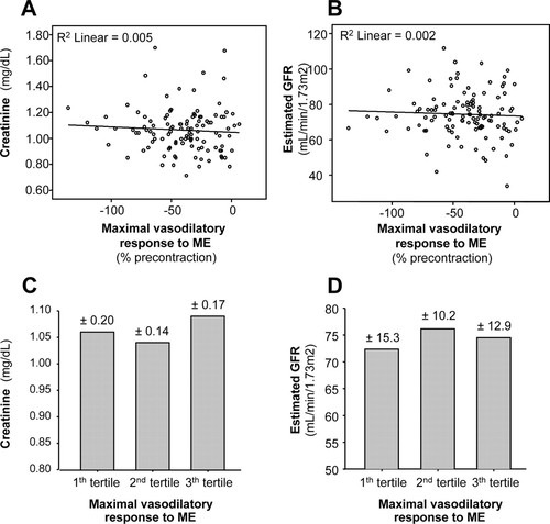 Vascular Function and Mild Renal Impairment in Stable Coronary ...