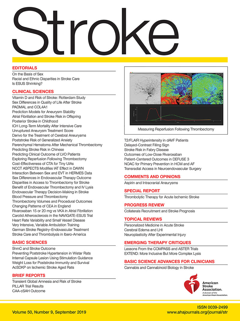 Predicting 10-Year and Lifetime Stroke Risk in Chinese