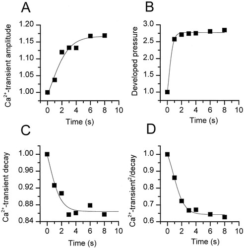 Mechanisms of Stretch-Induced Changes in [Ca2+]i in Rat