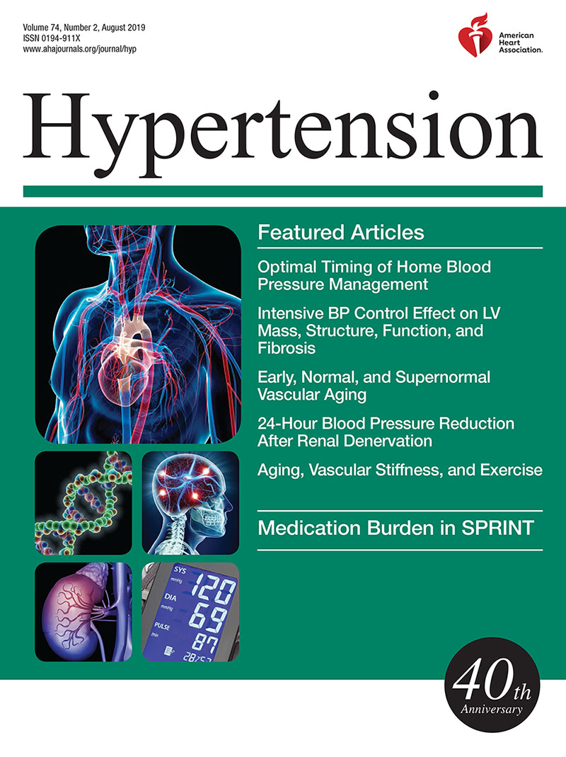 Emergence of Home Blood Pressure-Guided Management of