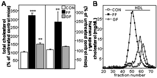 Regulation of Human ApoA-I by Gemfibrozil and Fenofibrate Through ... c05a7dc455