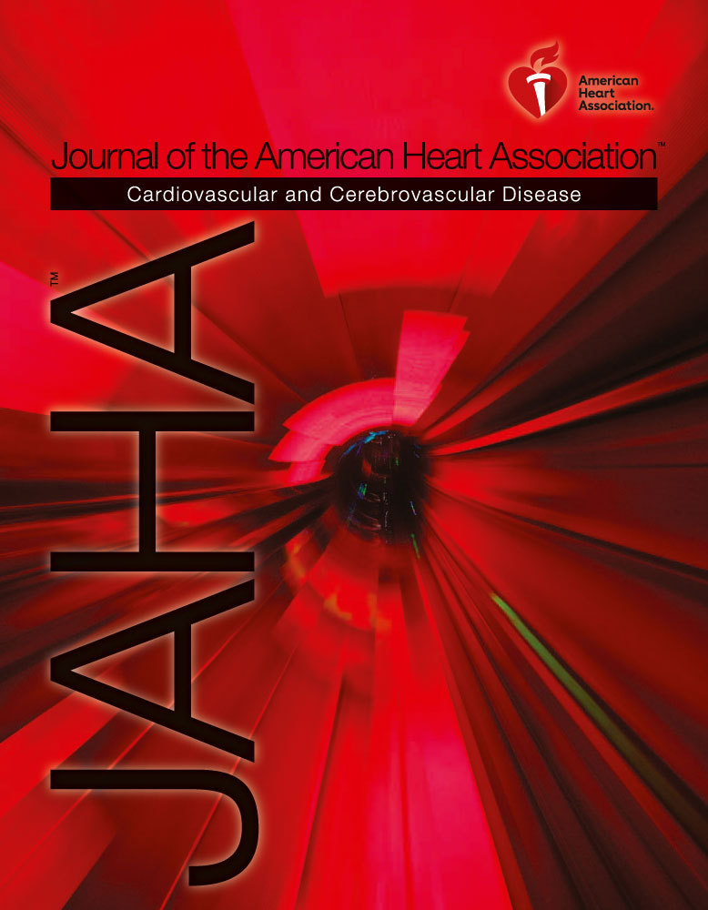 Journal of the American Heart Association | AHA/ASA Journals