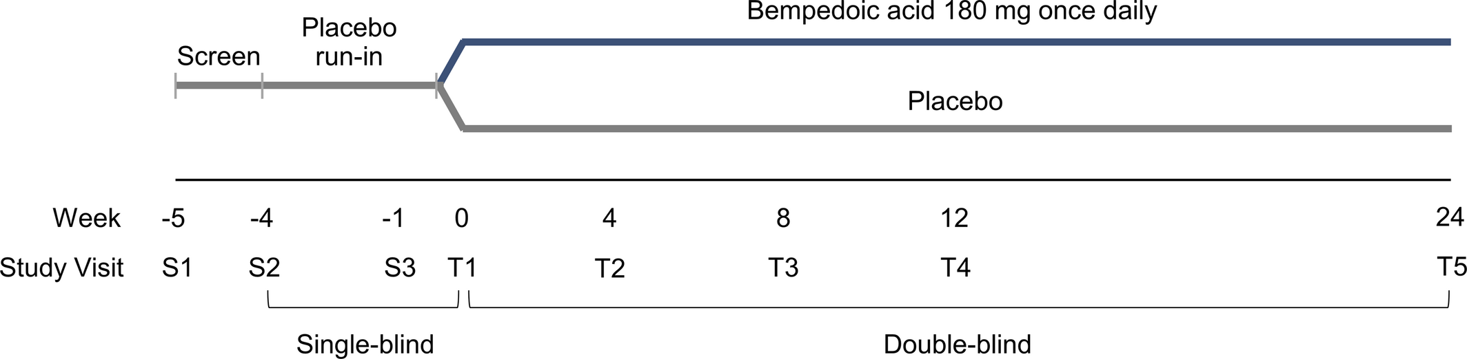 Efficacy and Safety of Bempedoic Acid in Patients With