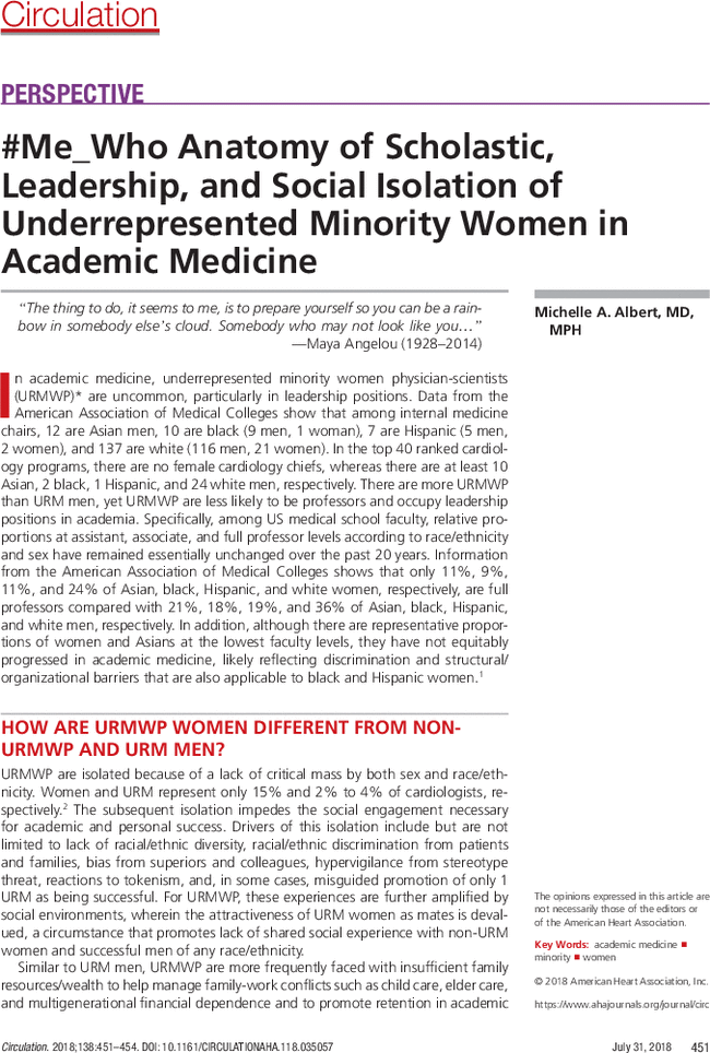 Me_Who Anatomy of Scholastic, Leadership, and Social Isolation of ...
