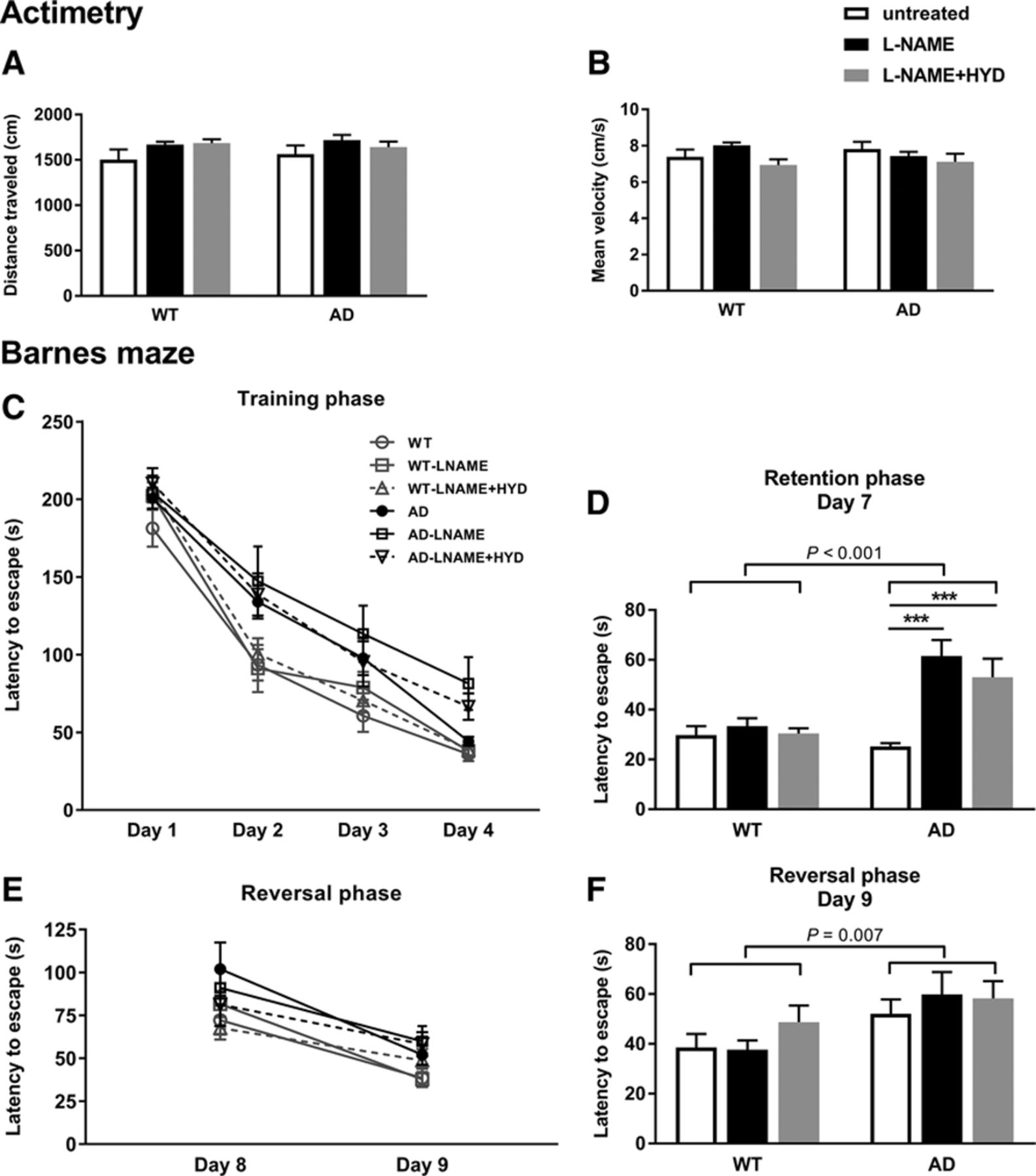 Inactivation of Nitric Oxide Synthesis Exacerbates the