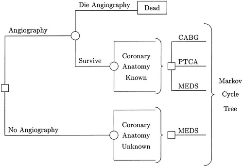 Cost Effectiveness Of Routine Coronary Angiography After Acute