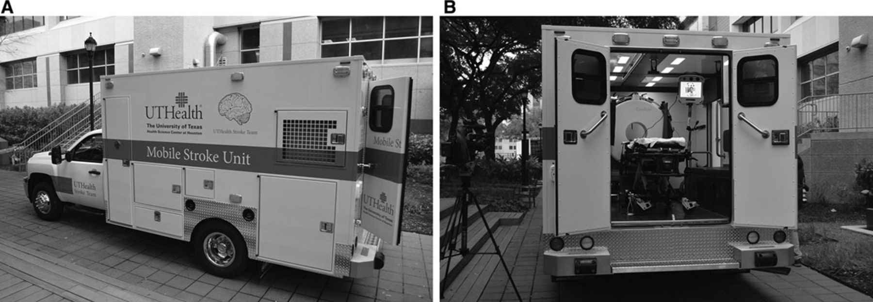 Establishing the First Mobile Stroke Unit in the United