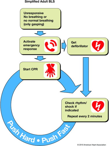 Part 5: Adult Basic Life Support | Circulation