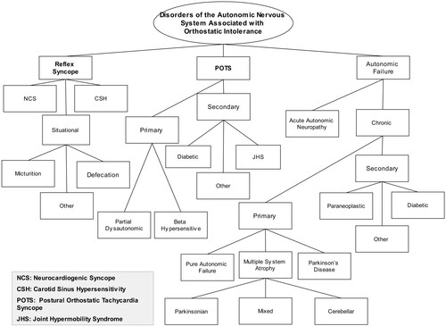 Neurocardiogenic Syncope and Related Disorders of Orthostatic
