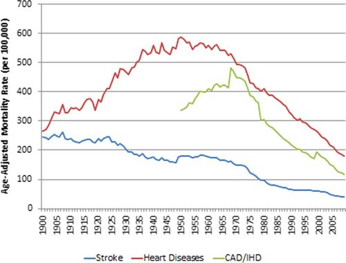 Factors Influencing the Decline in Stroke Mortality | Stroke