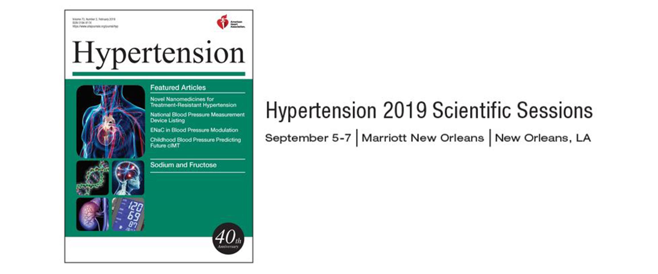 Hypertension   AHA/ASA Journals
