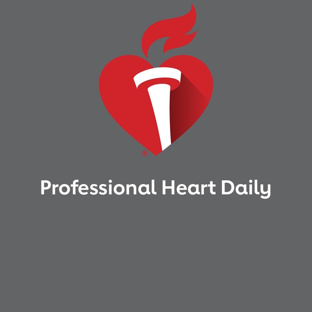 Journal of the American Heart Association | AHA/ASA Journals